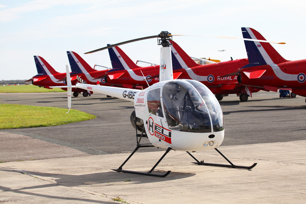 Heli 2000  Helicopter Trial Lessons Blackpool Lancashire Gift Vouchers